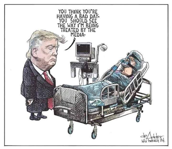 Trump Bad Day